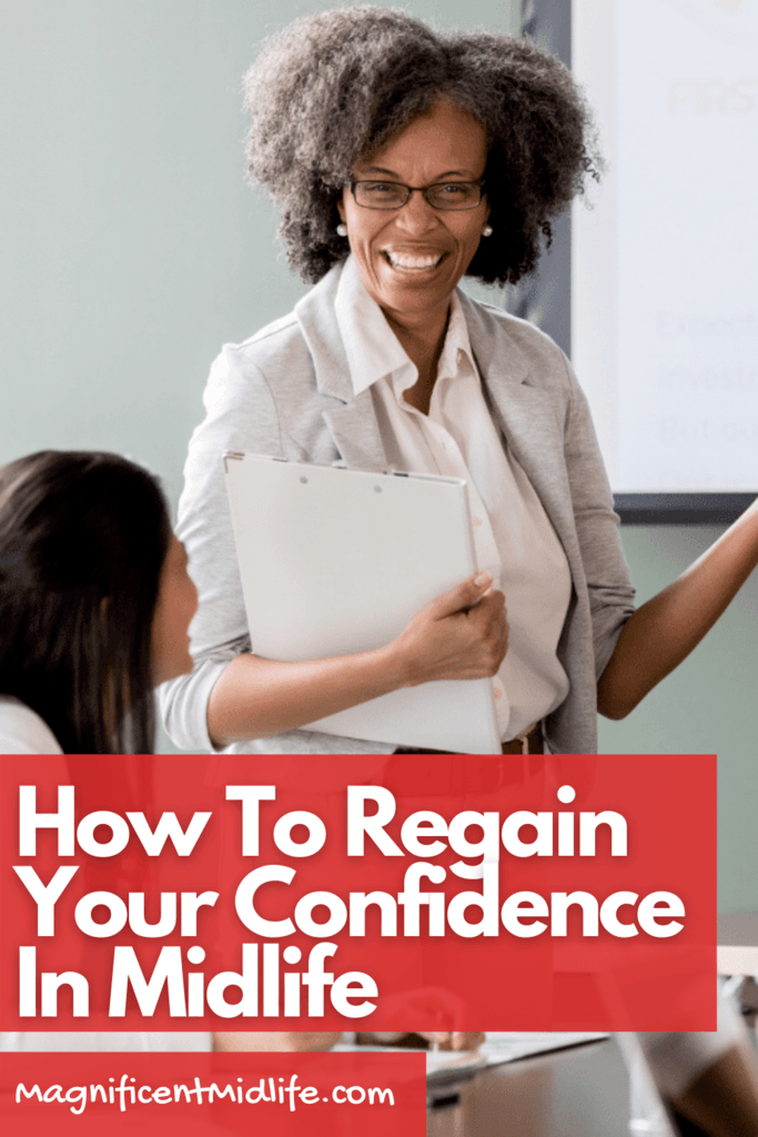 how to regain your confidence